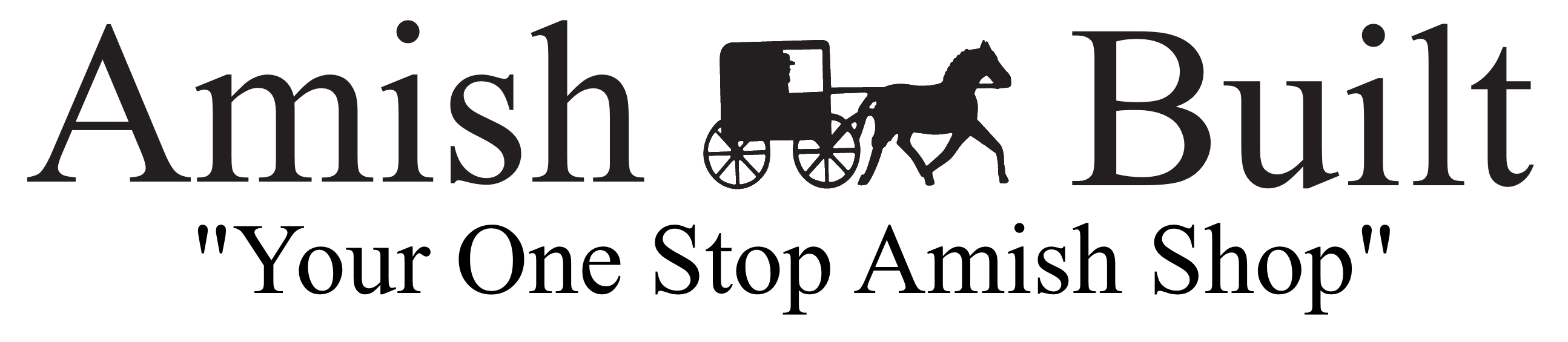 Your One Stop Amish Garage Shop