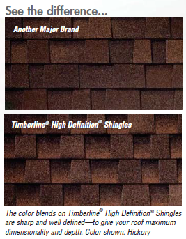 Shingles for Amish Garages